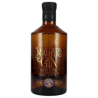 Michlers Genuine Gin 0,7L