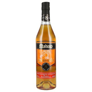 Malteco Spices and Rum 8YO 0,7L