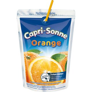 Capri Sun Orange 10 x 0,02 ltr