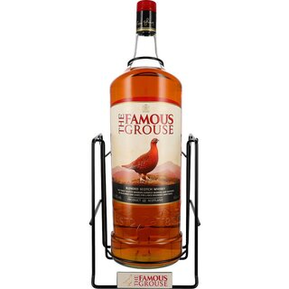 4,5 Liter Famous Grouse 40%