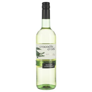 Crocodile Creek Chardonnay 12,5% 0,75 ltr. (RB)