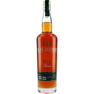 A.H. Riise X.O. Port Cask Rum GIFTBOX 45% 0,7L