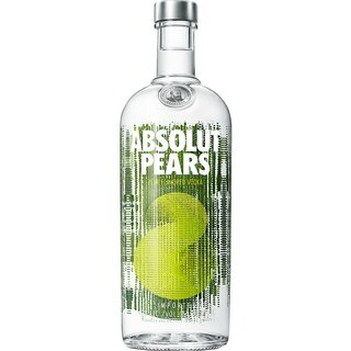 Absolut Pears 40% 1 ltr.