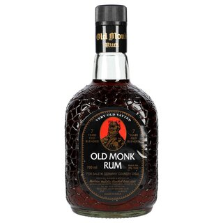 Old Monk Rum 7 Years 42,8% 1 ltr.