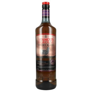 The Famous Grouse Smoky Black 40% 1 ltr.