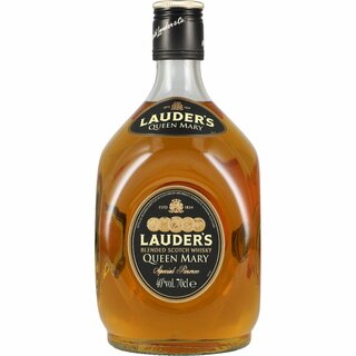Lauder´s  Queen Mary Scotch Whisky 40% 0,7 ltr.