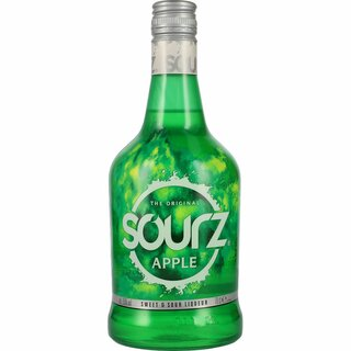 Sourz Apple 15% 0,7 ltr.