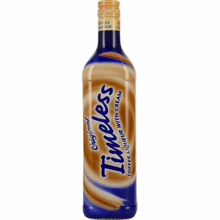 Timeless Toffee Liqueur 17% 0,7 ltr.