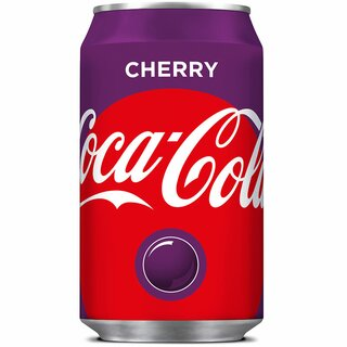 Coca Cola Cherry 24x0,33 ltr.